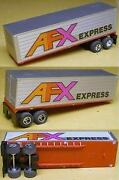 Vintage AFX Slot Cars