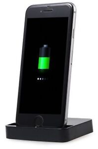 Portable 8 Pin Dock Station Charger / Station de charge Iphone