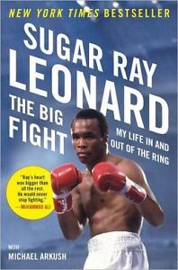 Sugar Ray Leonard book