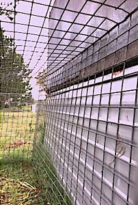 STEEL DOG or TOOL CAGE 7 FOOT LONG FOR BACK OF UTE PORTABLE  $100 Park Ridge South Logan Area Preview