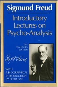 Introductory Lecures on Psycho-Analysis - Standard Edition