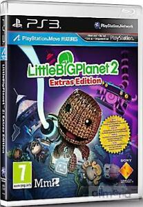 Little Big Planet 2 PS3 Extras Edition PS3 ++ NEU OVP ++
