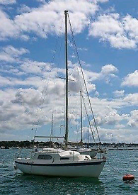 24ft Sailing Yacht (Vivacity 24)