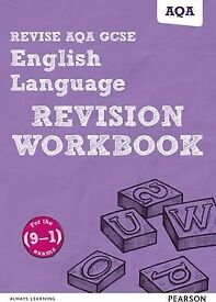 REVISE AQA GCSE English Language Revision Workbook: For the 9-1 Exams