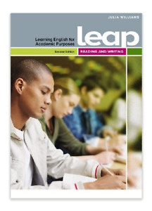 LEAP (Learning English for Academic Purposes) High Intermediate,
