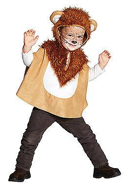 Löwen Cape Löwenkostüm Tierkostüm für Kinder