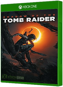 shadow of the tomb raider xbox one comme neuf