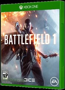 Battlefield 1 for Xbox One NEW SEALED