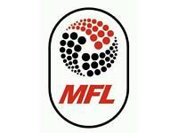 New men's futsal (5s football) league starting Jan 2017