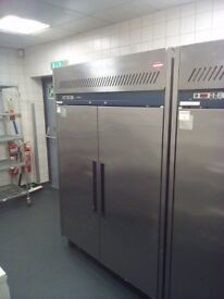 double freezer unit by williams recently serviced