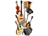 Musical Instrument Group (Auld Fogies)