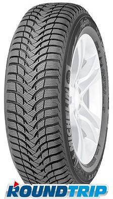 4x Michelin Alpin A4 185/60 R15 88T XL, GREENX, 3PMSF