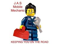 J.A.S Mobile Mechanic, Cars, Vans & Bikes, Manchester & Stockport