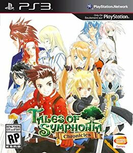 Tales of Symphonia Chronicles for PS3