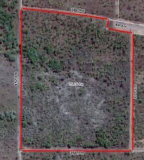 37+ Acres only 30 Minutes to Palmerston