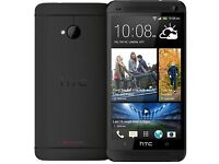 HTC M7 UNLOCKED TO ALL NETWORKS