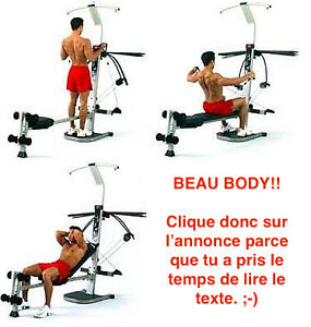 Exerciseur CrossBow by Weider