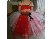 Xmas dress hand made