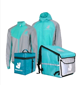 Deliveroo Bag / full Kit - can buy items individually