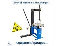 Brand New - Manual Car Tyre Changer - E4G 428