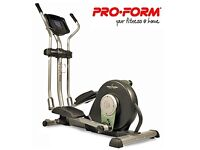 Proform 790 HR Elliptical Cross Trainer