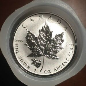 2016 Grizzly Privy Maple Leaf 1 oz .9999 Silver Coins
