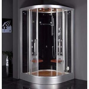 DZ962F8 Steam Shower 47.25x47.25x89