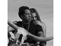 Beyonce & Jay-Z OTR II Tour Tickets - London