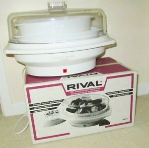 Rival -- AUTOMATIC STEAMER / RICE COOKER