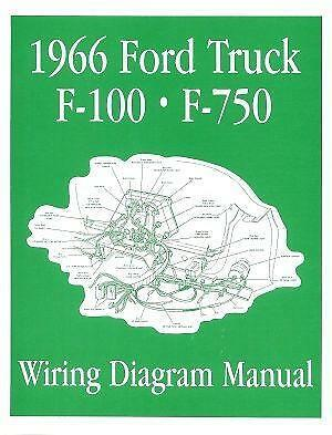 1966 Ford Truck Parts | eBay  Ford Pickup Wiring Diagram on 66 ford charging system, 67 ford wiring diagram, 66 ford mustang wiring, 48 ford wiring diagram,