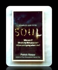 THE COMPLETE GUIDE TO THE SOUL by PATRICK HARPUR - PAPERBACK - FOR SALE.