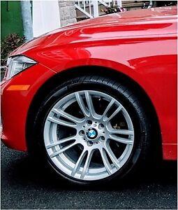 "BMW 18"" Pirelli Winter Tires and M3 Rims"