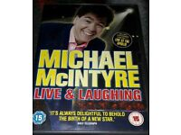Michael McIntyre DVD
