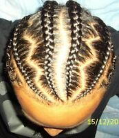 Dreads/Tresses/Cornrows/extensions! Prix imbattables!