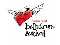 Weekend camping tickets for Belladrum