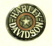 Harley Davidson Badges