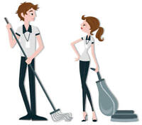 Professional Commercial/Residential Cleaners
