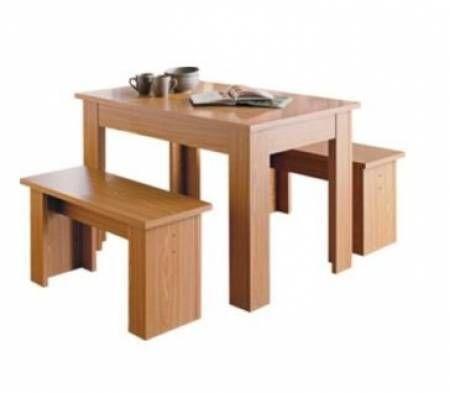 melamine table ebay. Black Bedroom Furniture Sets. Home Design Ideas