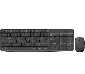 Logitech Keyboard And Mouse