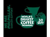 CANNOCK SHOPPING CENTRE SET TO HOST ANNUAL MACMILLAN COFFEE MORNING