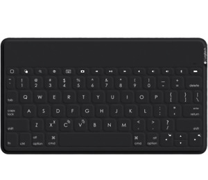 Logitech Keys-To-Go Bluetooth Tablet Keyboard - Black Brand New