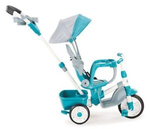 Tricycle 4-en-1, parfaite condition - 4-in-1 Trike