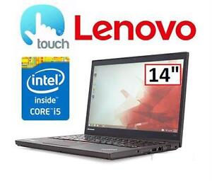 "NEW LENOVO THINKPAD T450s PC LAPTOP COMPUTER NOTEBOOK TOUCHSCREEN 14"" ULTRABOOK"