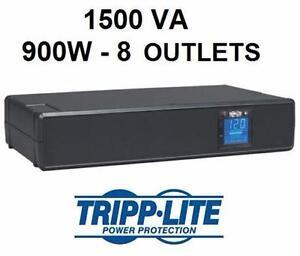 NEW TRIPP LITE 1500VA RACKMOUNT UPS SmartPro 1500 VA Rackmount/Tower Digital UPS - 1.50 kVA/900 W  COMPUTER 84258222