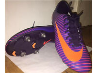 Nike Mercurial Victory Soft Ground Purple/Orange