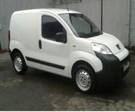 Bargain good tidy van