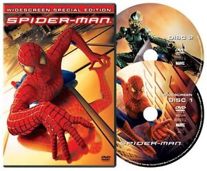 Spider Man Widescreen Special Edition DVD