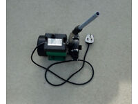 Salamander power shower pump: RGP 40