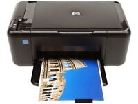 hp deskjet f2480 ALL IN ONE PRINTER SCANNER PLUS INK