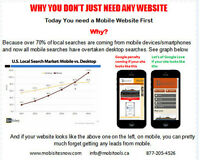 Web for Mobile Don't let this opportunity pass you by